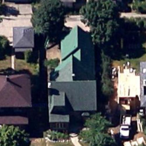 Amy Coney Barrett's House (Google Maps)