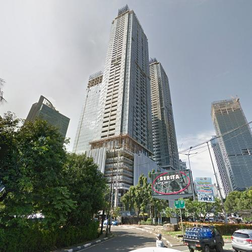 Infinity Apartments: Eternity & Infinity Apartments & District 8 In Jakarta
