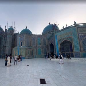 Shrine of Ali (Blue Mosque) (StreetView)