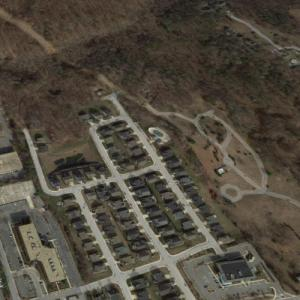 Capital Gazette Shooting Site (Google Maps)