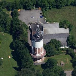 Wartberg water tower (Google Maps)