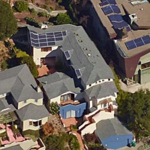 Jennifer Doudna's House (Google Maps)