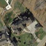Rusty Wallace's House (Google Maps)