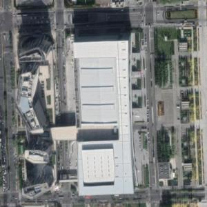 China National Convention Center (Google Maps)