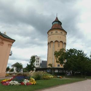 Rastatt water tower (StreetView)