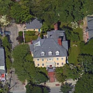 Helena Foulkes' House (Google Maps)