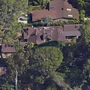 Jonathan Nolan & Lisa Joy's House (Google Maps)