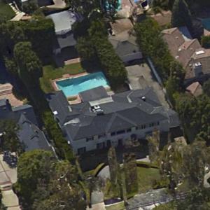 Ronald Reagan & Jane Wyman's House (Google Maps)