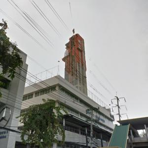 Canapaya Residences under construction (StreetView)