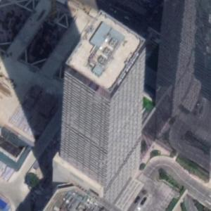 'Four Seasons Tower' by SOM (Google Maps)