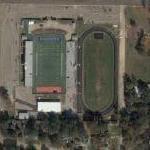 Kilgore College's R.E. St. John Stadium & track and field (Google Maps)