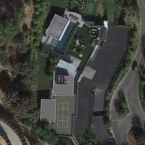 Google Rental Homes: Dan Bilzerian's House (Rental) In Los Angeles, CA (Google