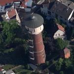 Schwetzingen water tower