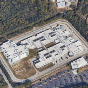 Gwinnett County Jail in Lawrenceville, GA - Virtual Globetrotting