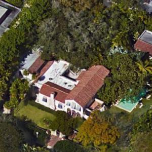Gabrielle Anwar's House (Google Maps)