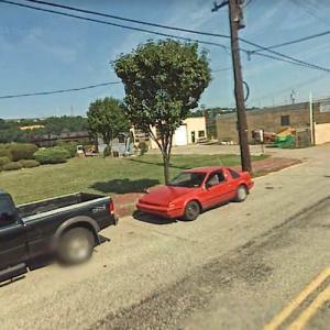 Nissan Pulsar NX N13 (StreetView)