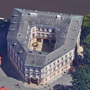Liechtenstein Palace (Google Maps)