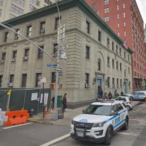 New York 1st Precinct Station (StreetView)