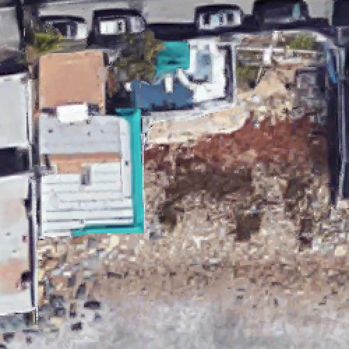 Mercedes Benz Of Miami >> Christian Yelich's House in Malibu, CA (Google Maps)