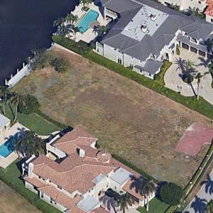 George Zoley's Property (Google Maps)