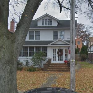 """Frank Castle's House (""""Daredevil"""") (StreetView)"""
