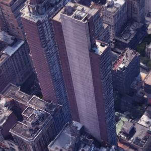 "Elektra's Penthouse (""Daredevil"") (Google Maps)"