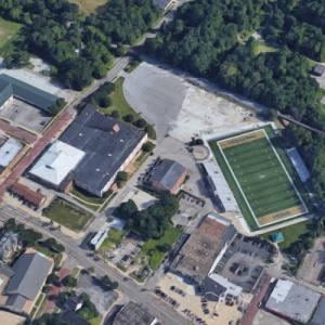 "St. Vincent-St. Mary High School (""Agents of S.H.I.E.L.D."") (Google Maps)"