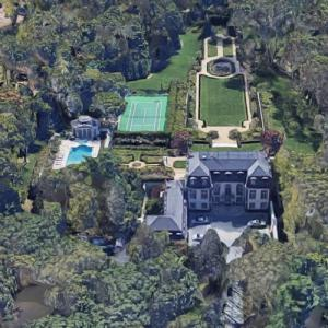 Paul Napoli's House (Google Maps)