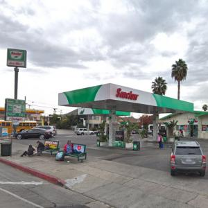 "Roxxon Gas Station (""Agents of S.H.I.E.L.D."") (StreetView)"