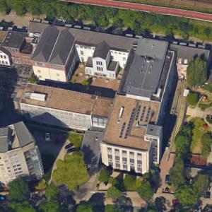 Stedelijk Gymnasium Nijmegen (oldest school in the Netherlands) (Google Maps)