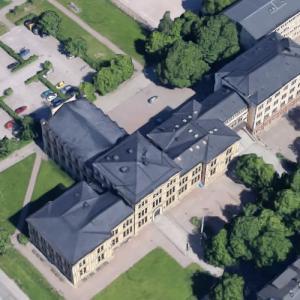 Katedralskolan, Uppsala (Google Maps)