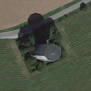 Rudelsdorf water tower (Google Maps)
