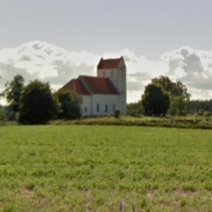 Lyngsjö Church (StreetView)