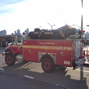 FDNY Tactical Support Unit (TSU) 1 (StreetView)