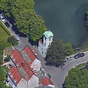 St. Jakobs water tower (Google Maps)