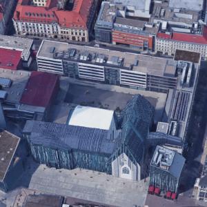 Leipzig University (Google Maps)