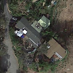 Aaron Carter's House (Google Maps)