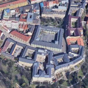 Palacký University (Google Maps)