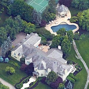 Larry Fink's House (Former) (Google Maps)
