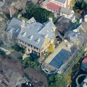 Wayne Rooney's House (Google Maps)