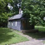 Aretha Franklin's birthplace - Streetview