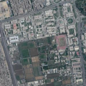 Cairo University (oldest university in Africa) (Google Maps)