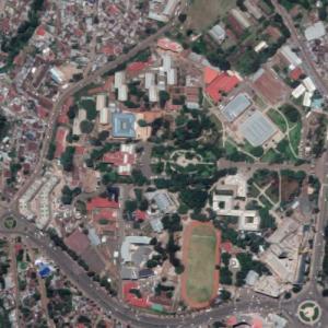 Addis Ababa University (Google Maps)