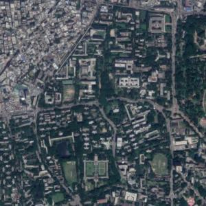 University of Dhaka (Google Maps)