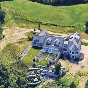 Justin Bieber's House (Google Maps)