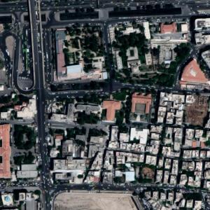 Damascus University (Google Maps)