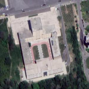 University of Tirana (Google Maps)