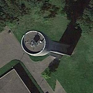 Dillingen Saar water tower (Google Maps)