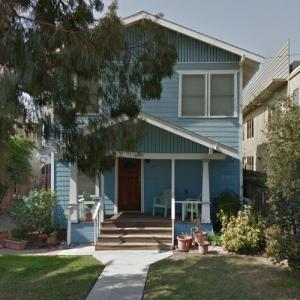 "The Trinity Killer's childhood home (""Dexter"") (StreetView)"