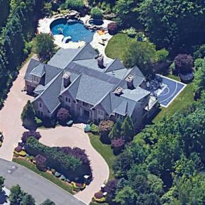 Patrick Ewing S House In Cresskill Nj 4 Virtual Globetrotting